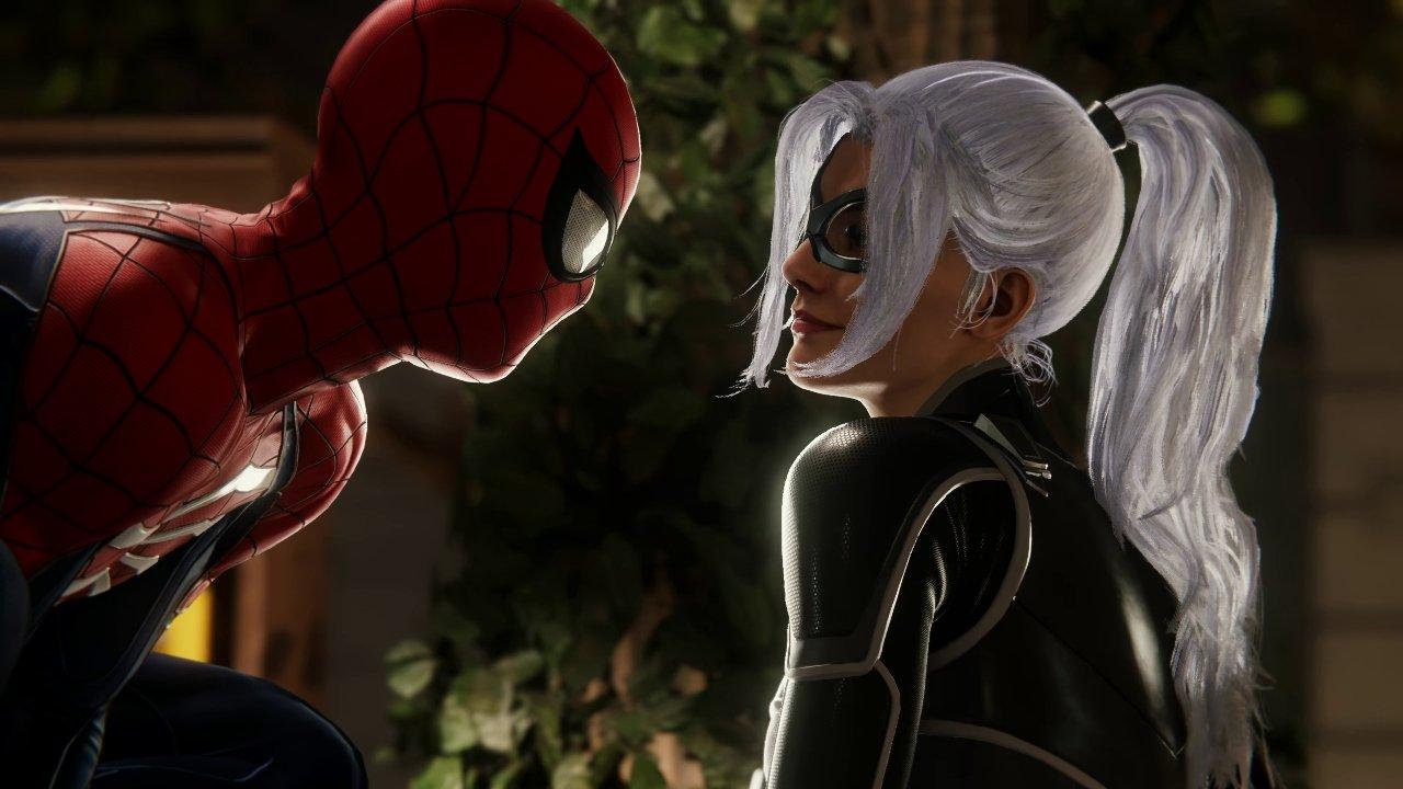 geekster speelt spider-man