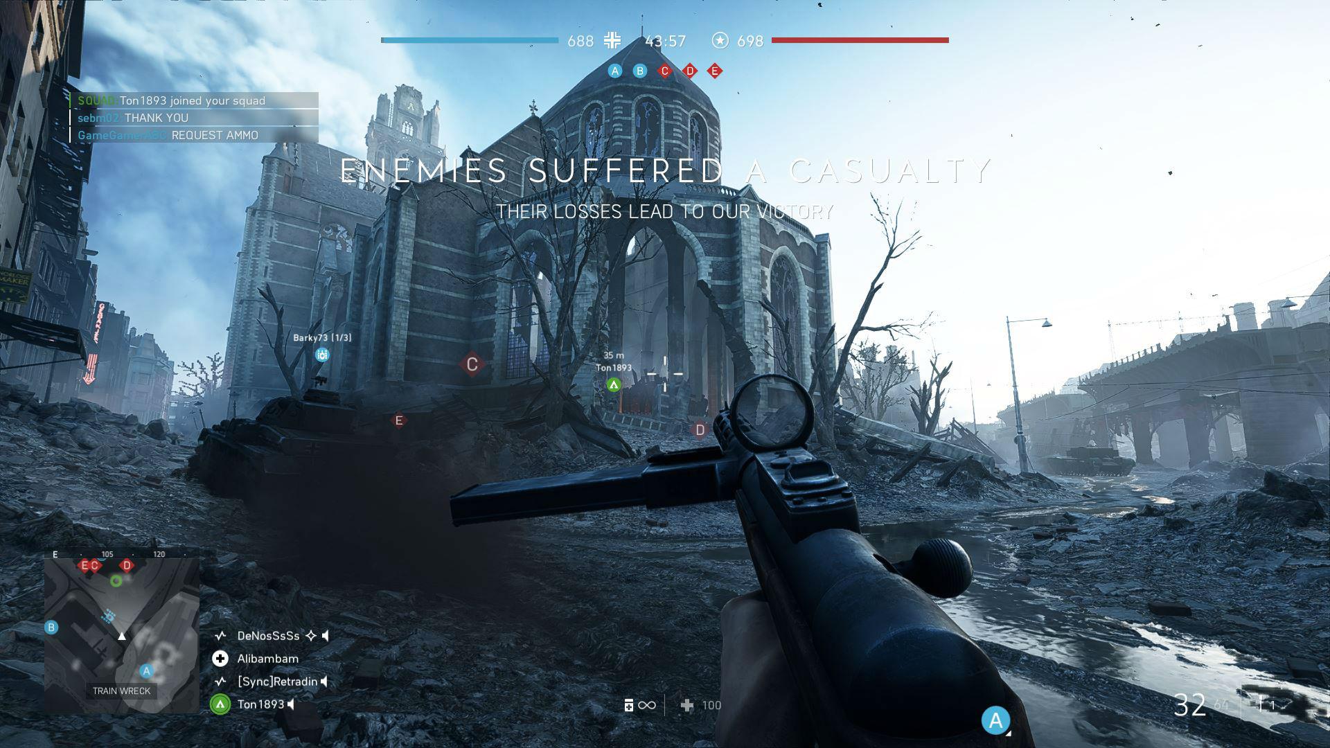 battlefield 5 v