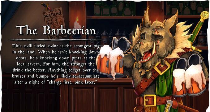 Barpig Barbeerian