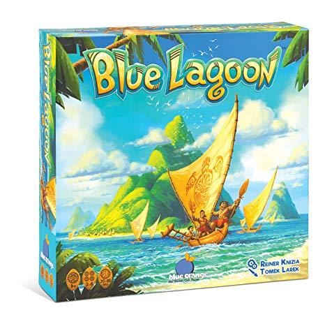 Blue lagoon doos