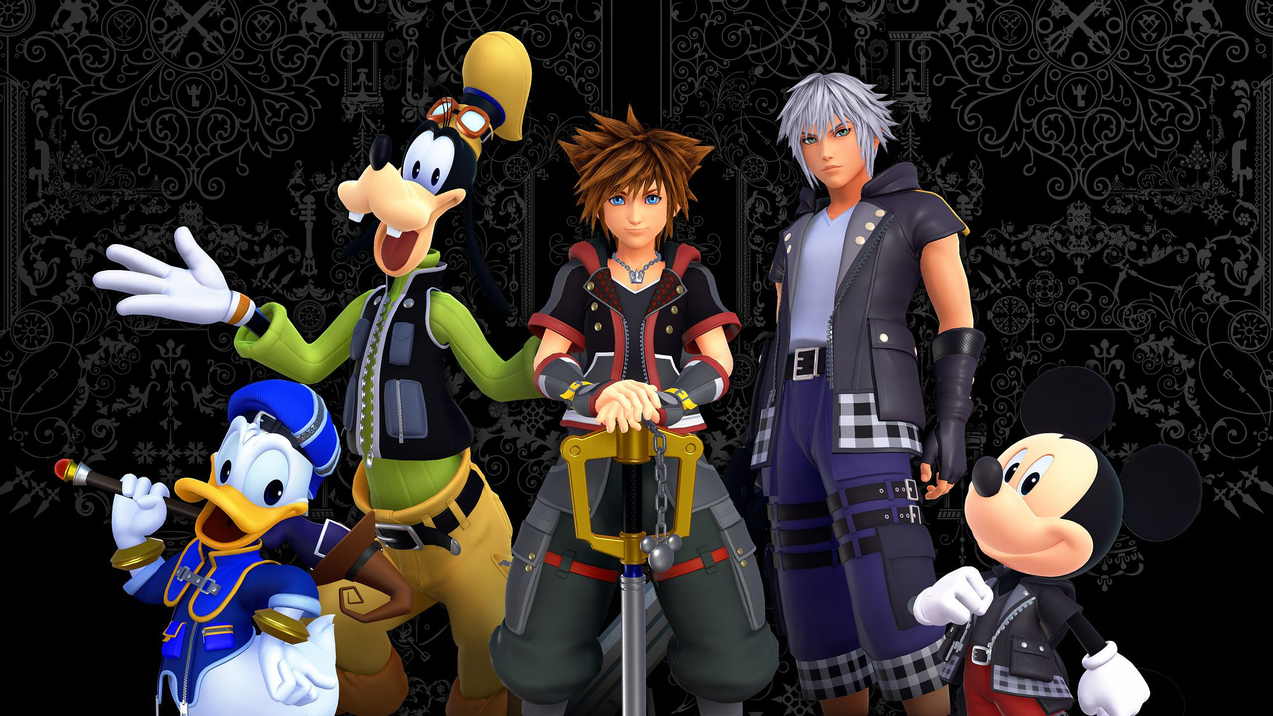 kingdom hearts 3 III