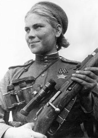 roza shanina russische sniper
