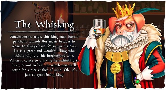 Barpig Whisking