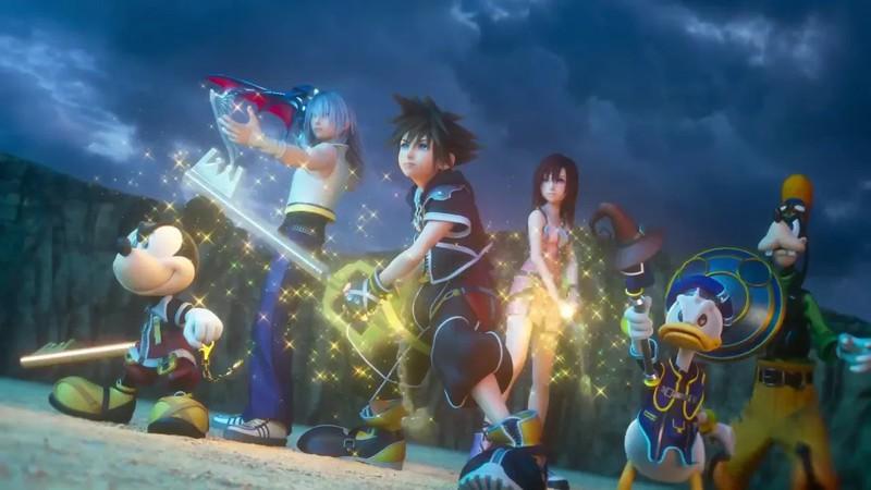 Kingdom Hearts kh3