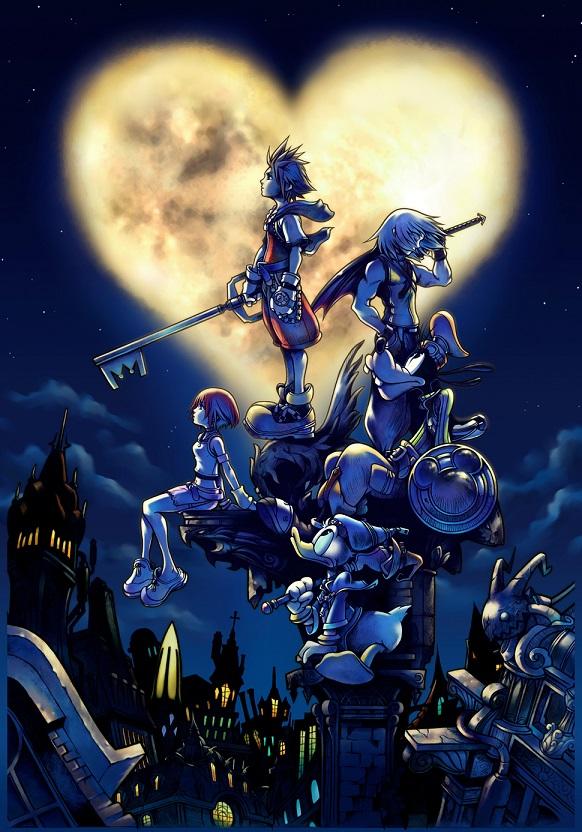 Kingdom Hearts kingdom hearts