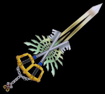 Kingdom Hearts x blade