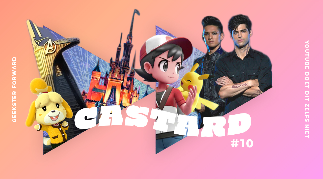 Castard episode 10 header