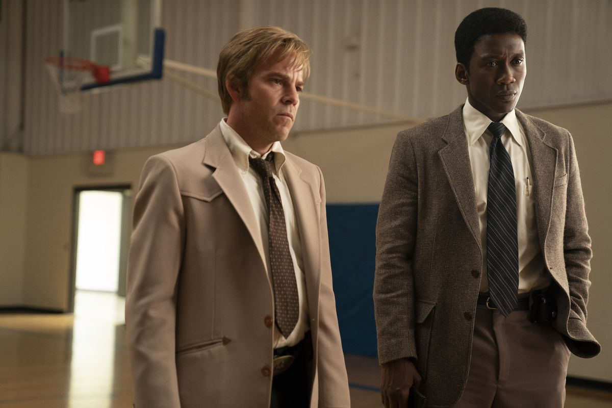True Detective - Mahershala Ali & Stephen Dorff