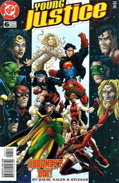 Young Justice originele reeks