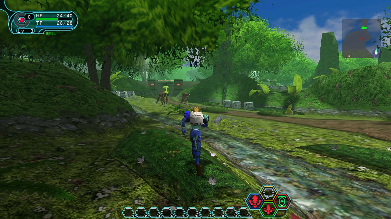 phantasy star online pc