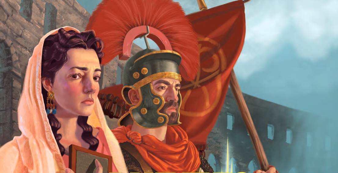 Pandemic fall of rome cover