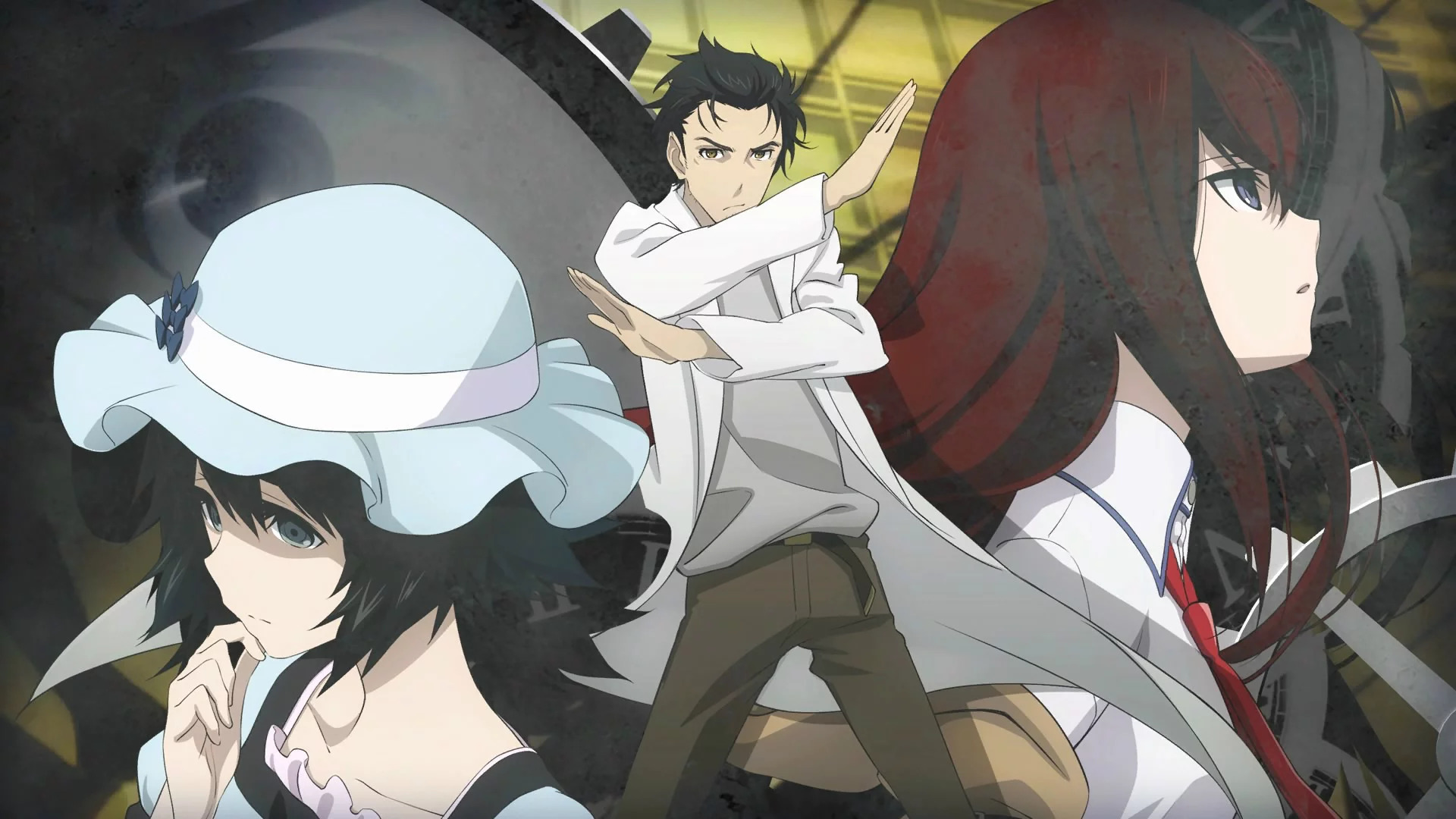 steins gate elite artwork