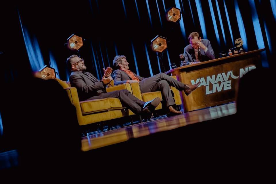 Vanavond Live met Xander De Rycke, Alex Agnew & Koen De Bouw