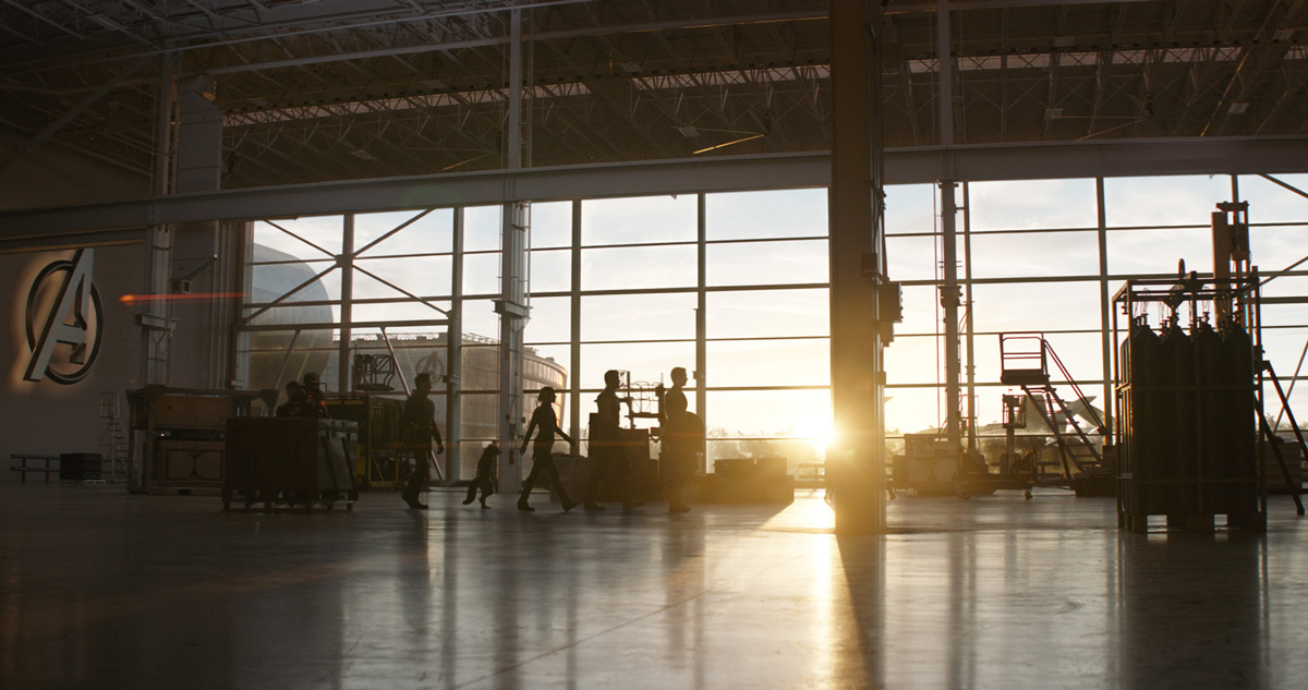 Avengers © Marvel Studios
