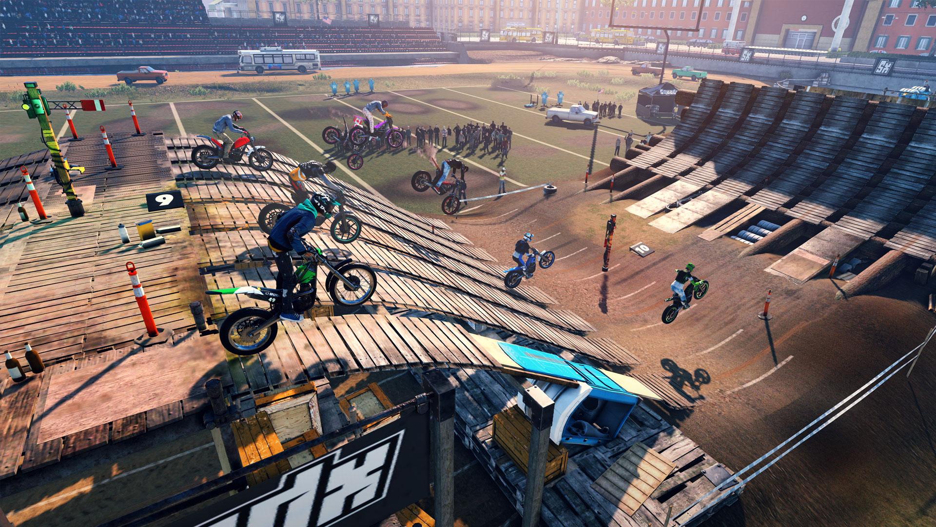 Trials Rising Multiplayer