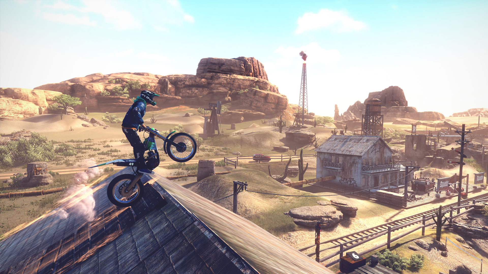 Trials Rising Gameplay