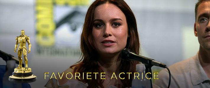 Favoriete Actrice
