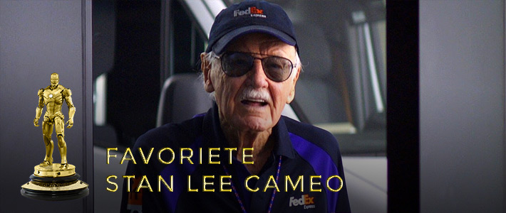 Favoriete Stan Lee Cameo