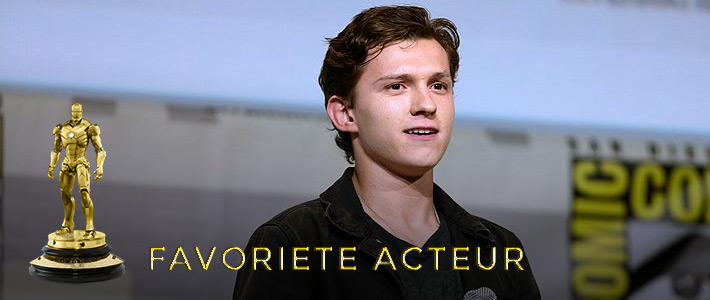 Favoriete Acteur - Tom Holland