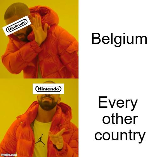 Fire Emblem Heroes Belgium