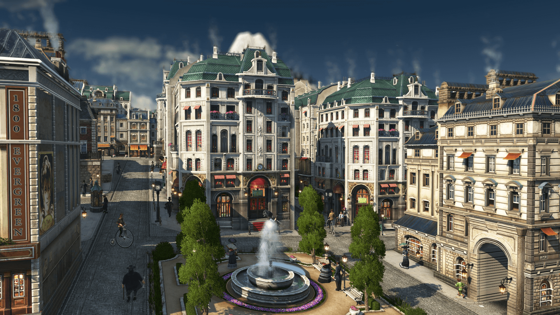 Anno 1800 screenshot island