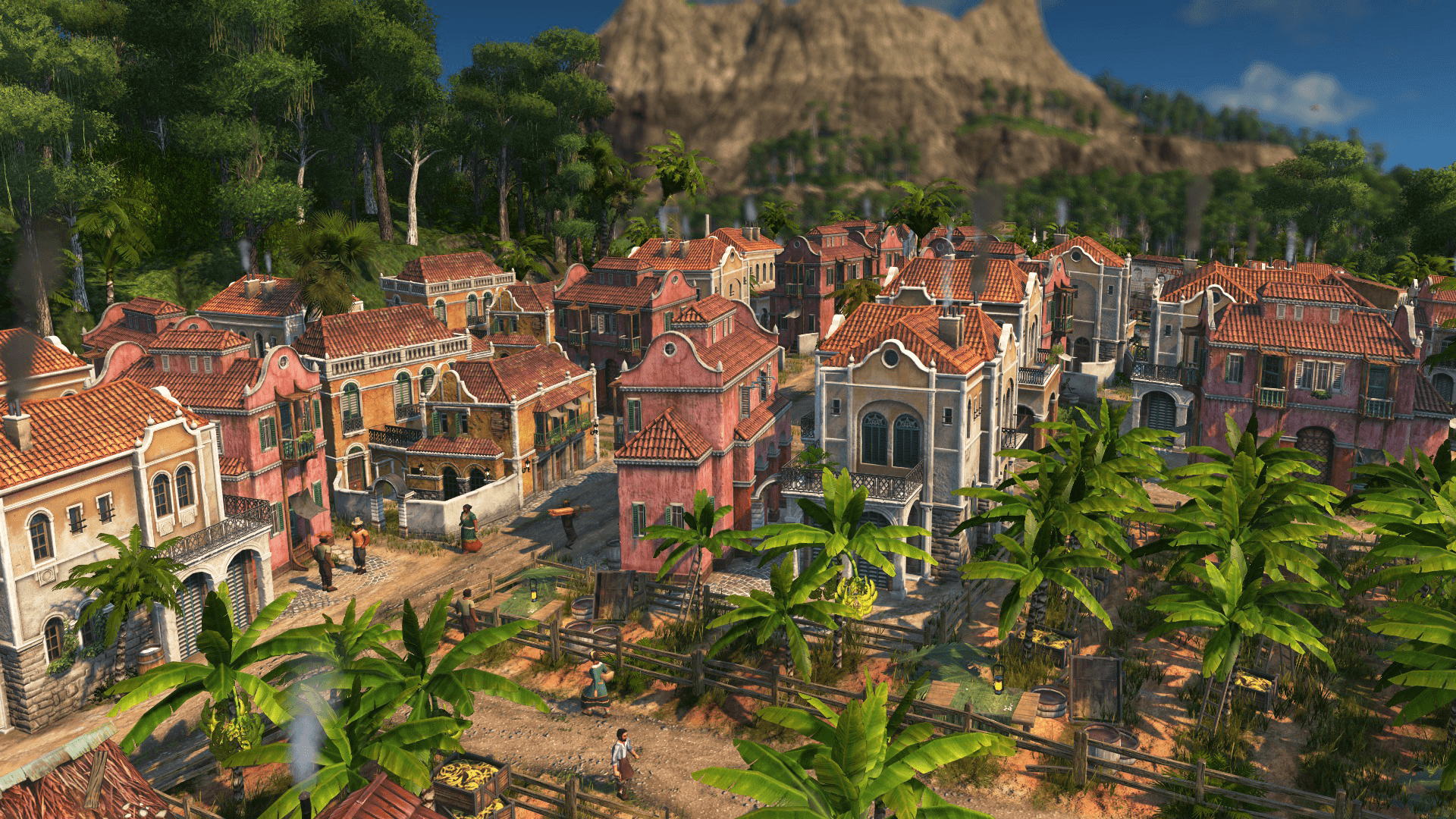 Anno 1800 New World