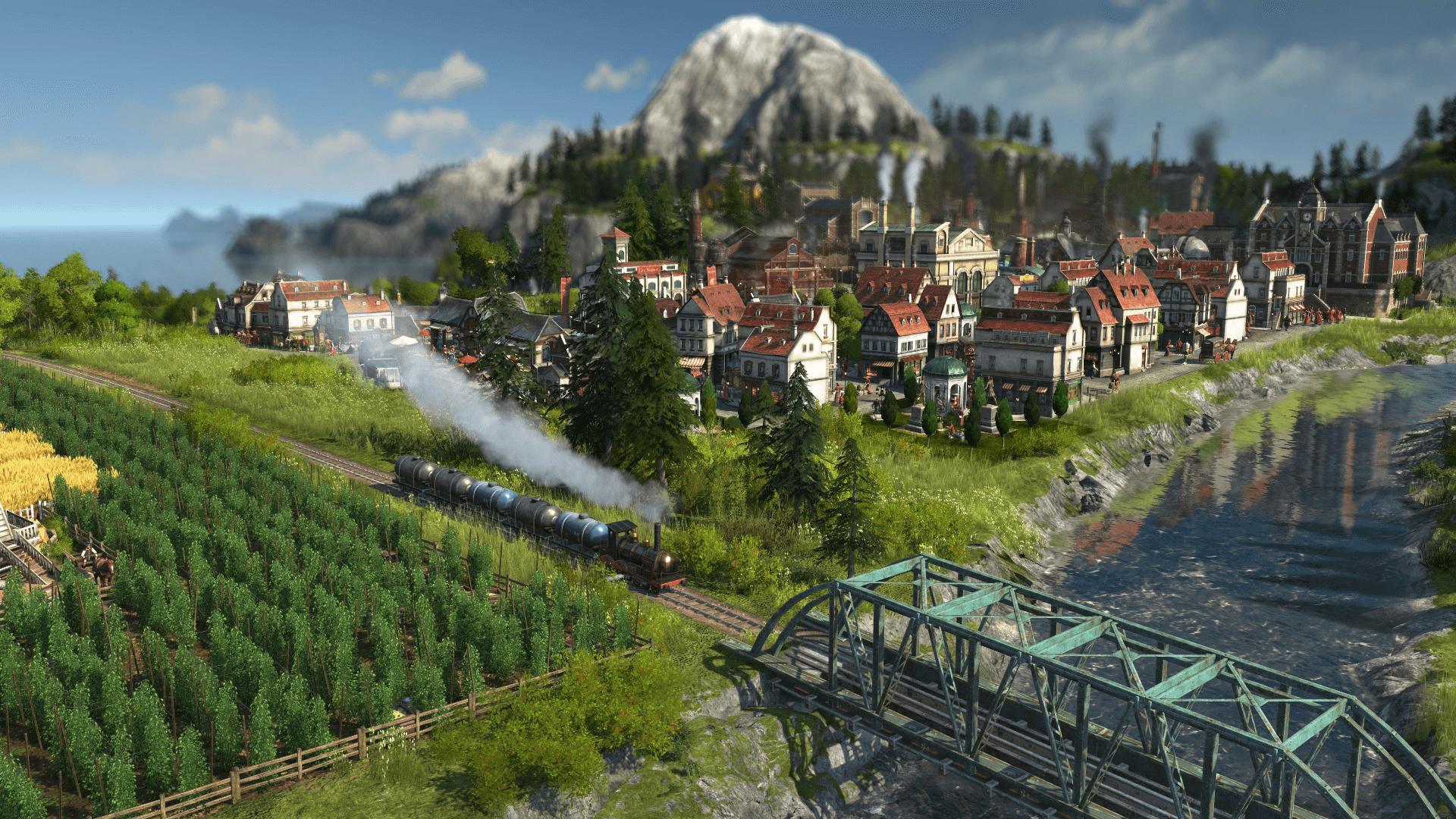 Anno 1800 Train
