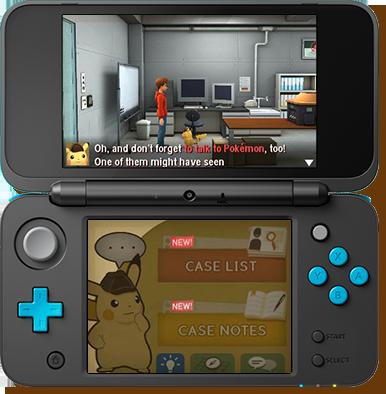 pokemon detective pikachu 3ds