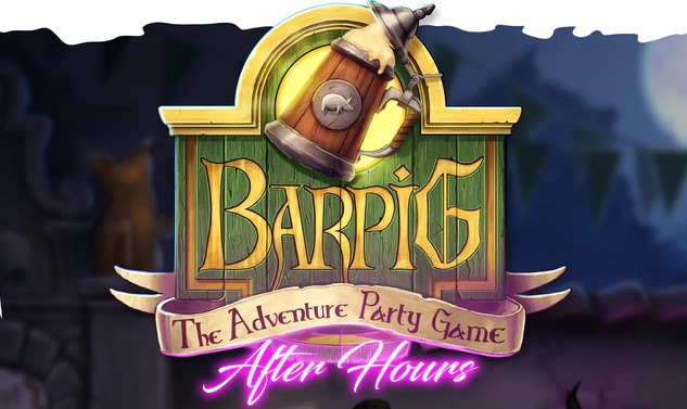 Barpig after hours