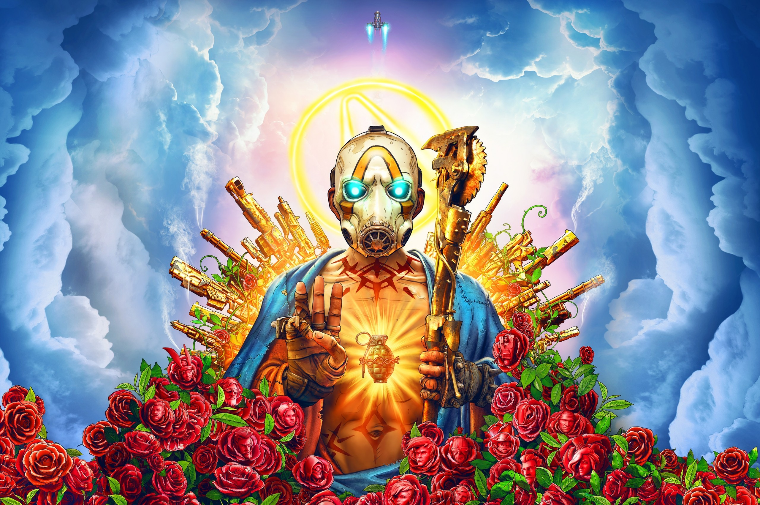 borderlands 3 artwork