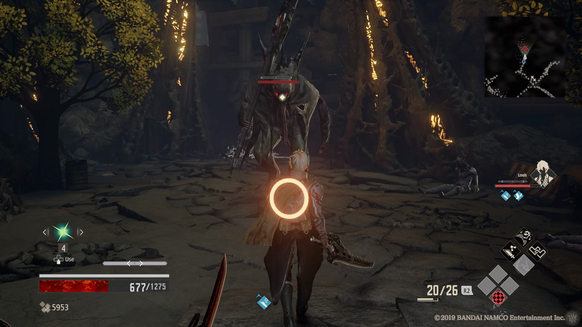 code vein battle