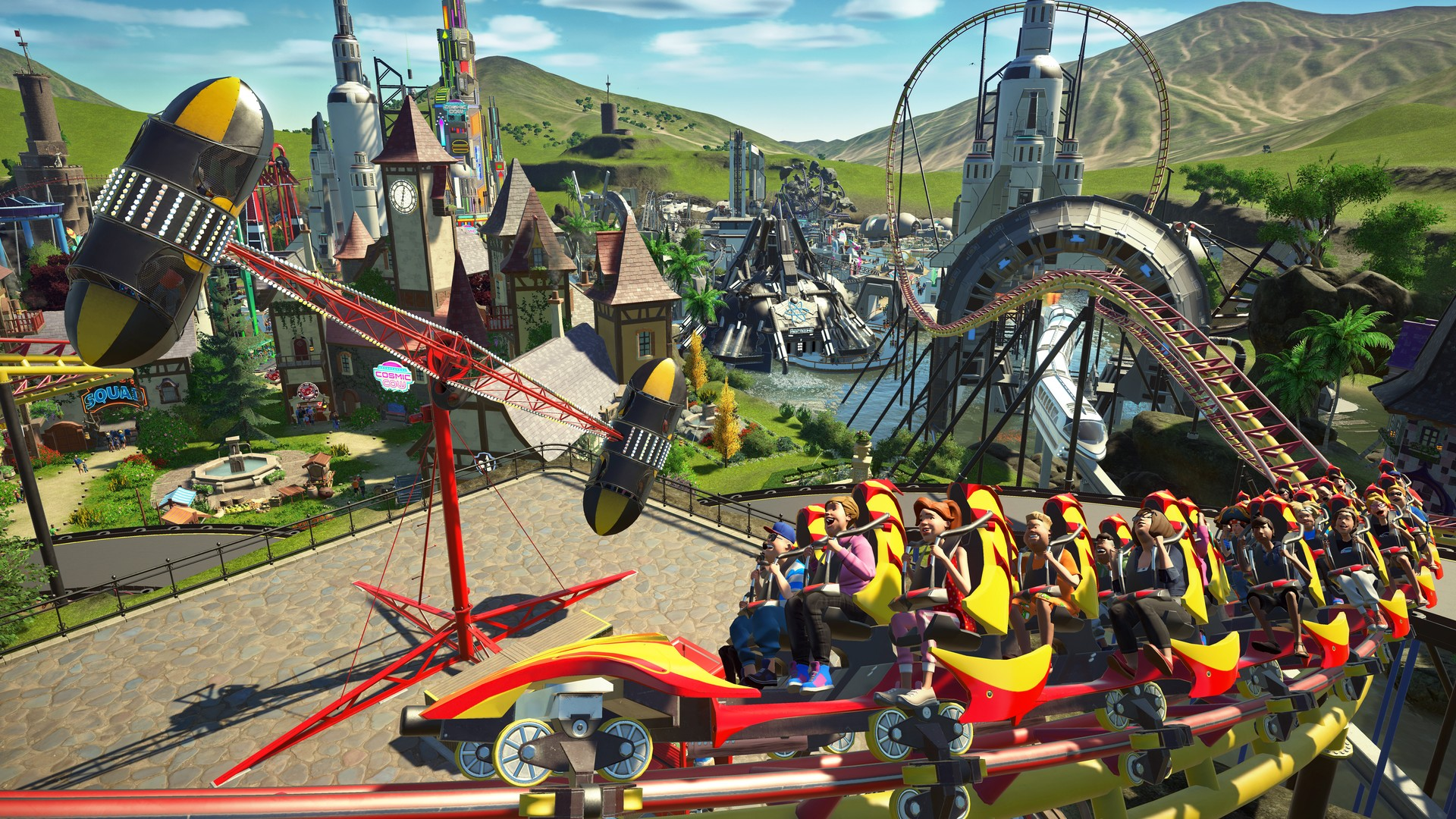 planet coaster steam sale