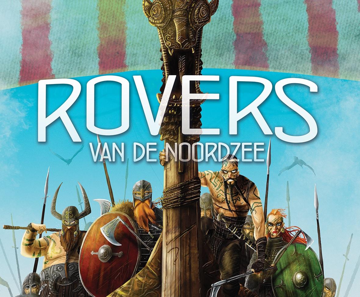 Rovers van de Noordzee cover