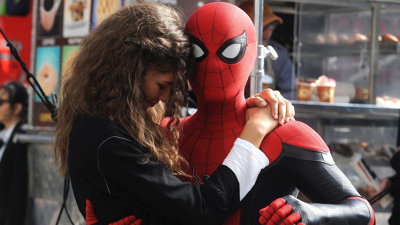 Spider-Man: Far From Home - Zendaya