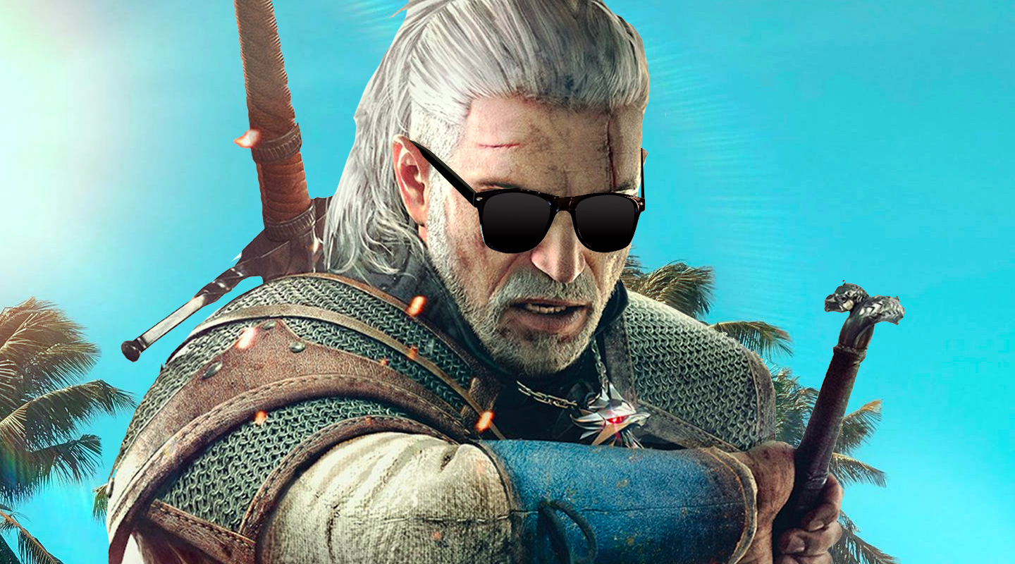 steam summer sale the witcher