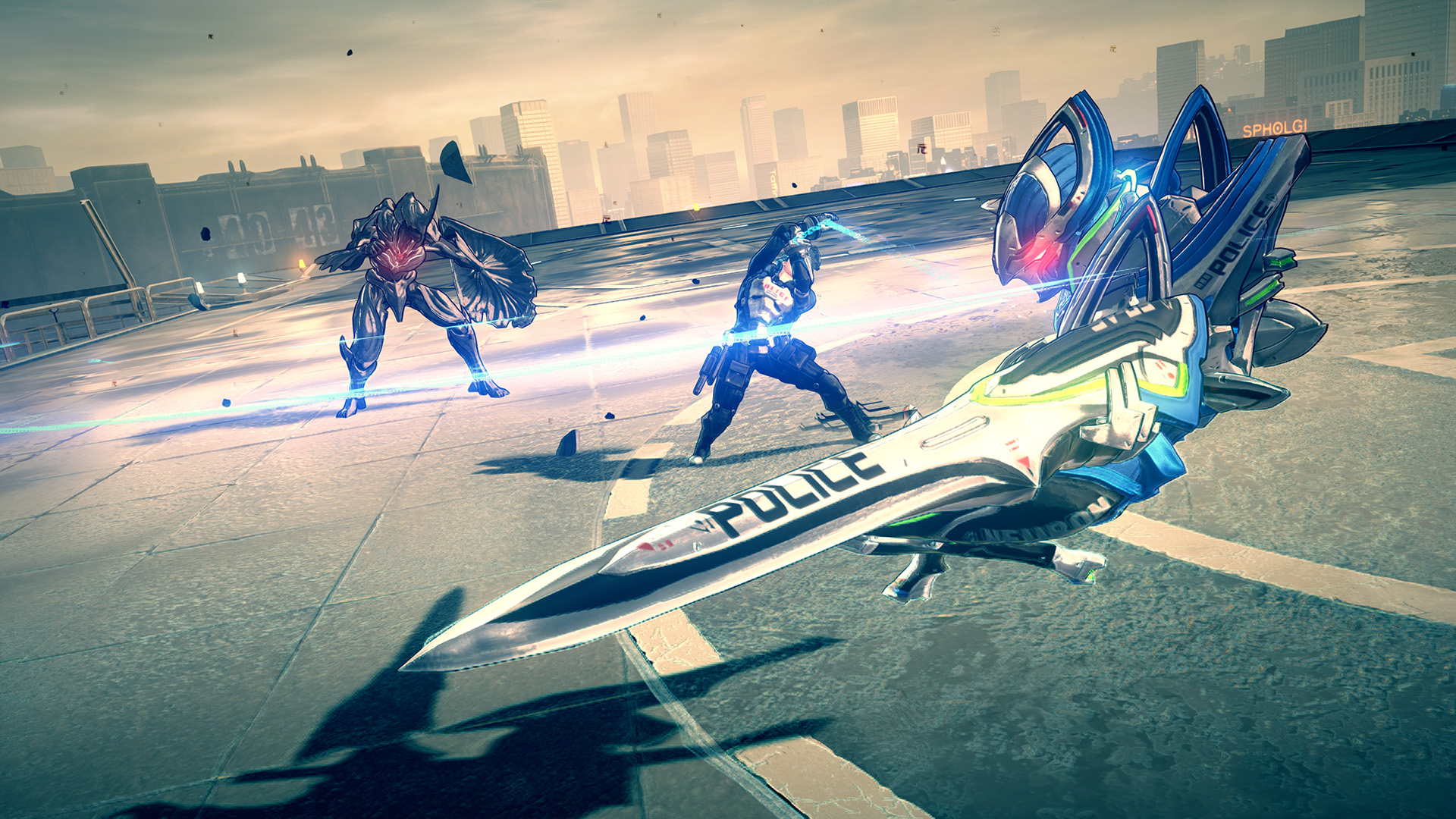 astral chain platinum switch screenshot