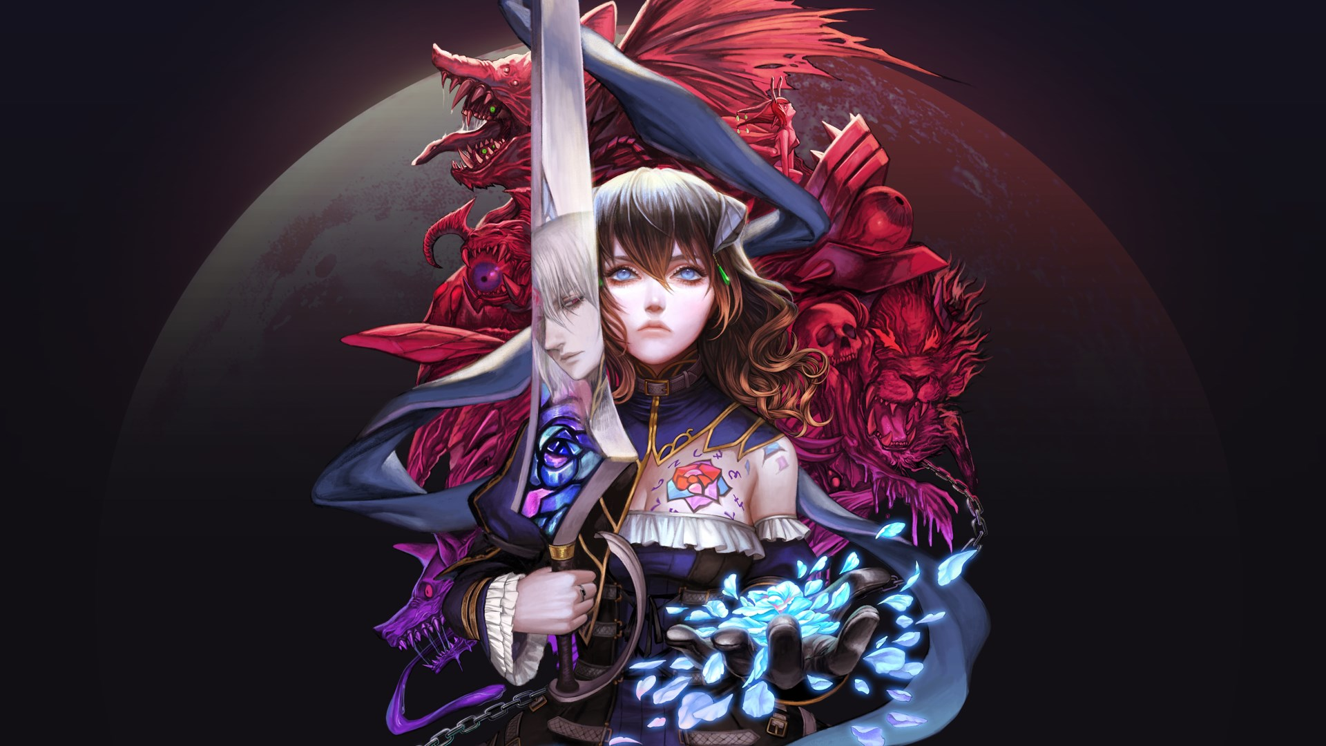 bloodstained ritual of the night art artwork igarashi