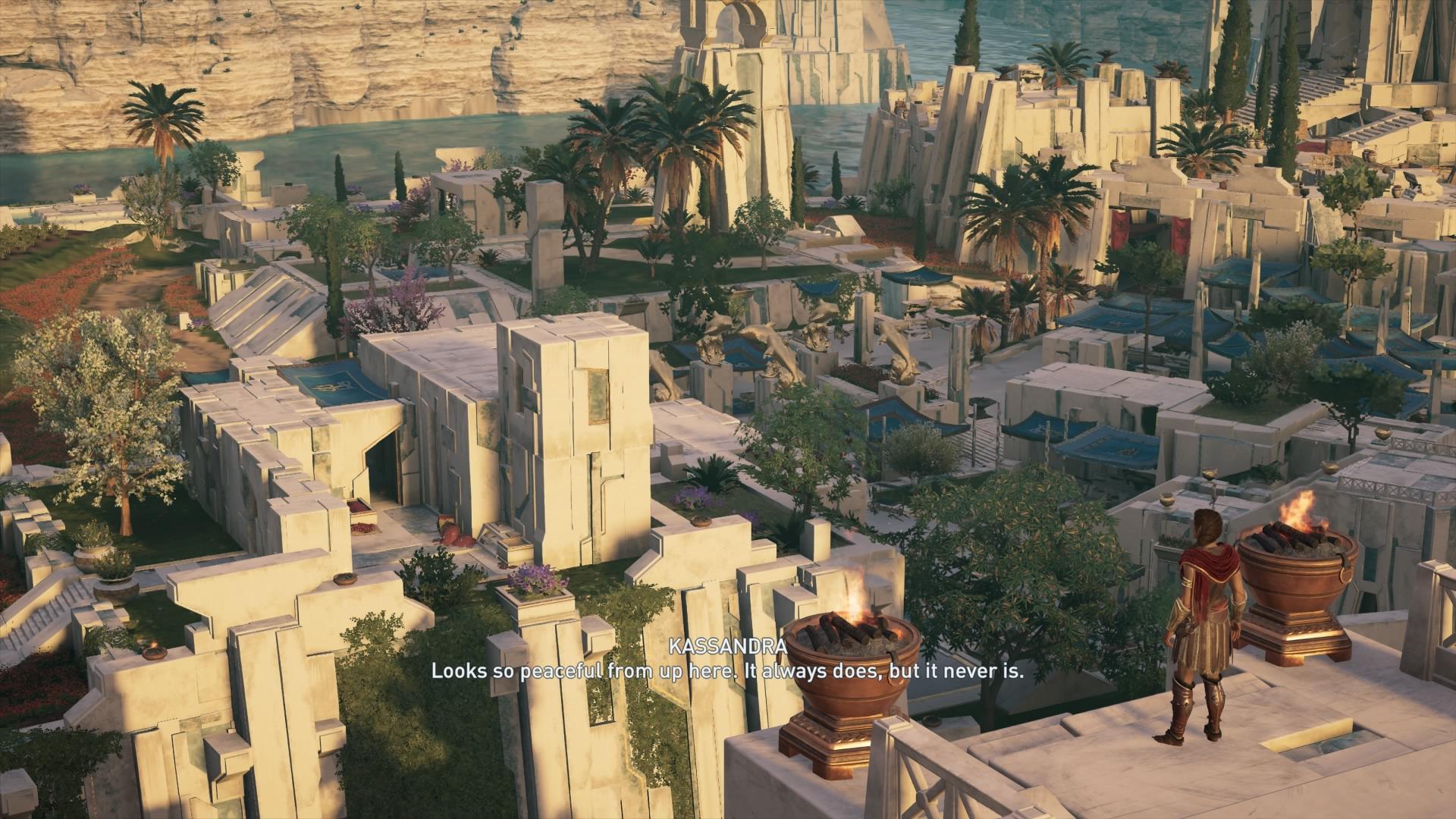 Fate of Atlantis summary