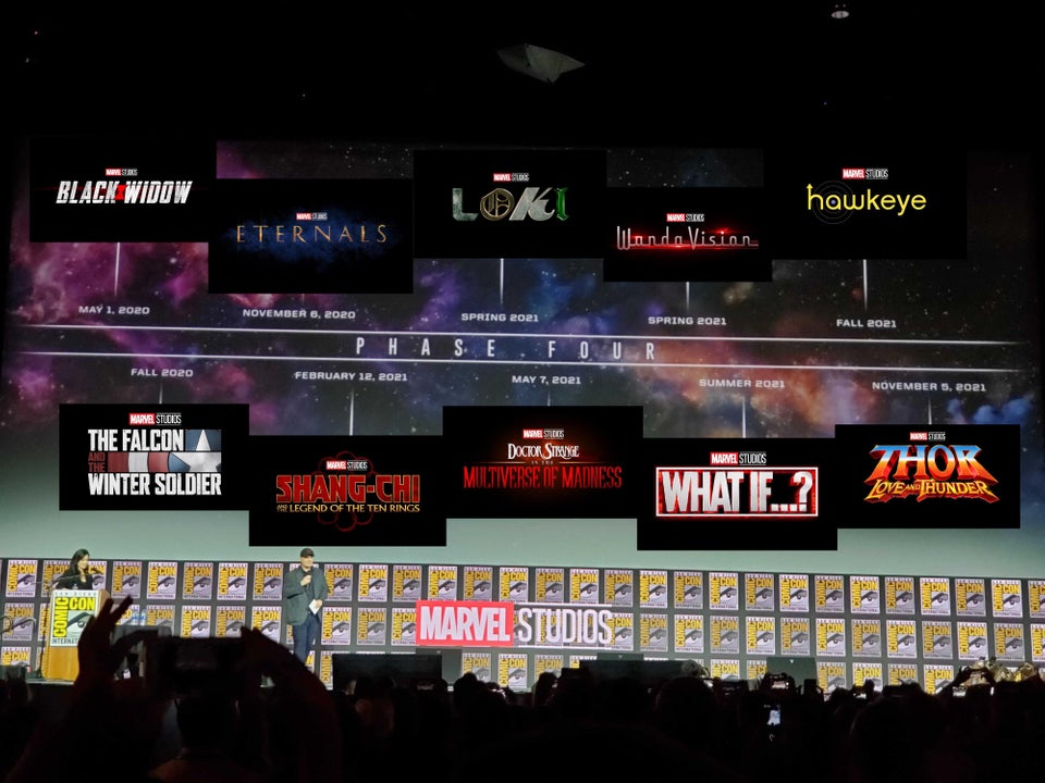 Marvel Studios' Phase Four