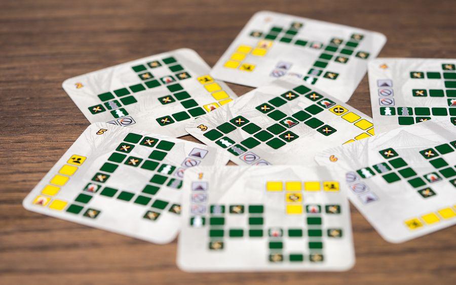 fuji scenario kaarten