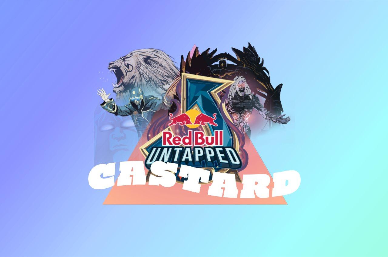 REdbull untapped Castard header