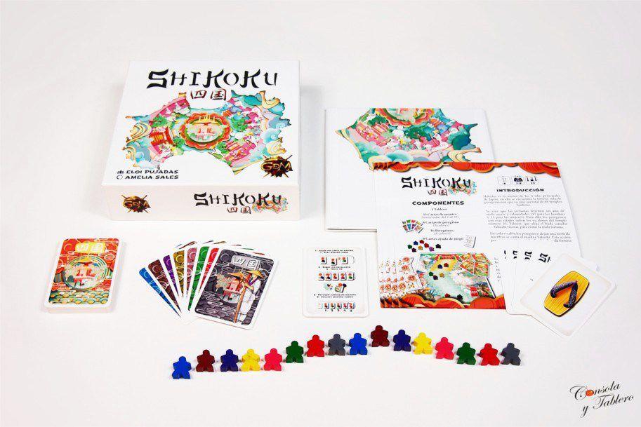 shikoku overview