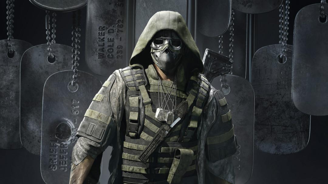 Ghost Recon Breakpoint Colonel D. Walker