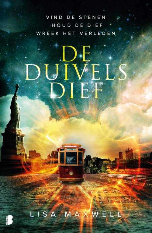 De Duivelsdief Cover