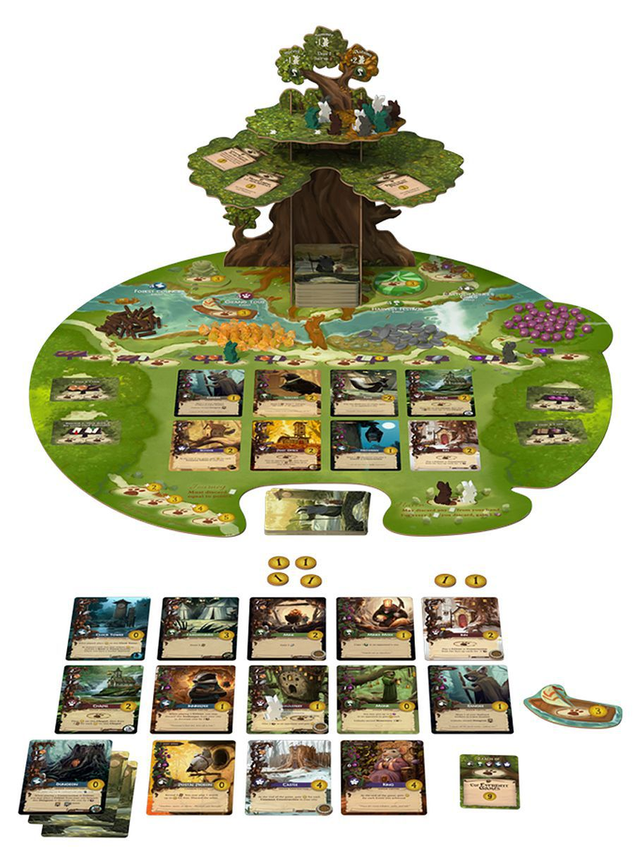 Everdell Setup