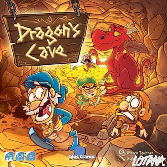 dragons-cave box art