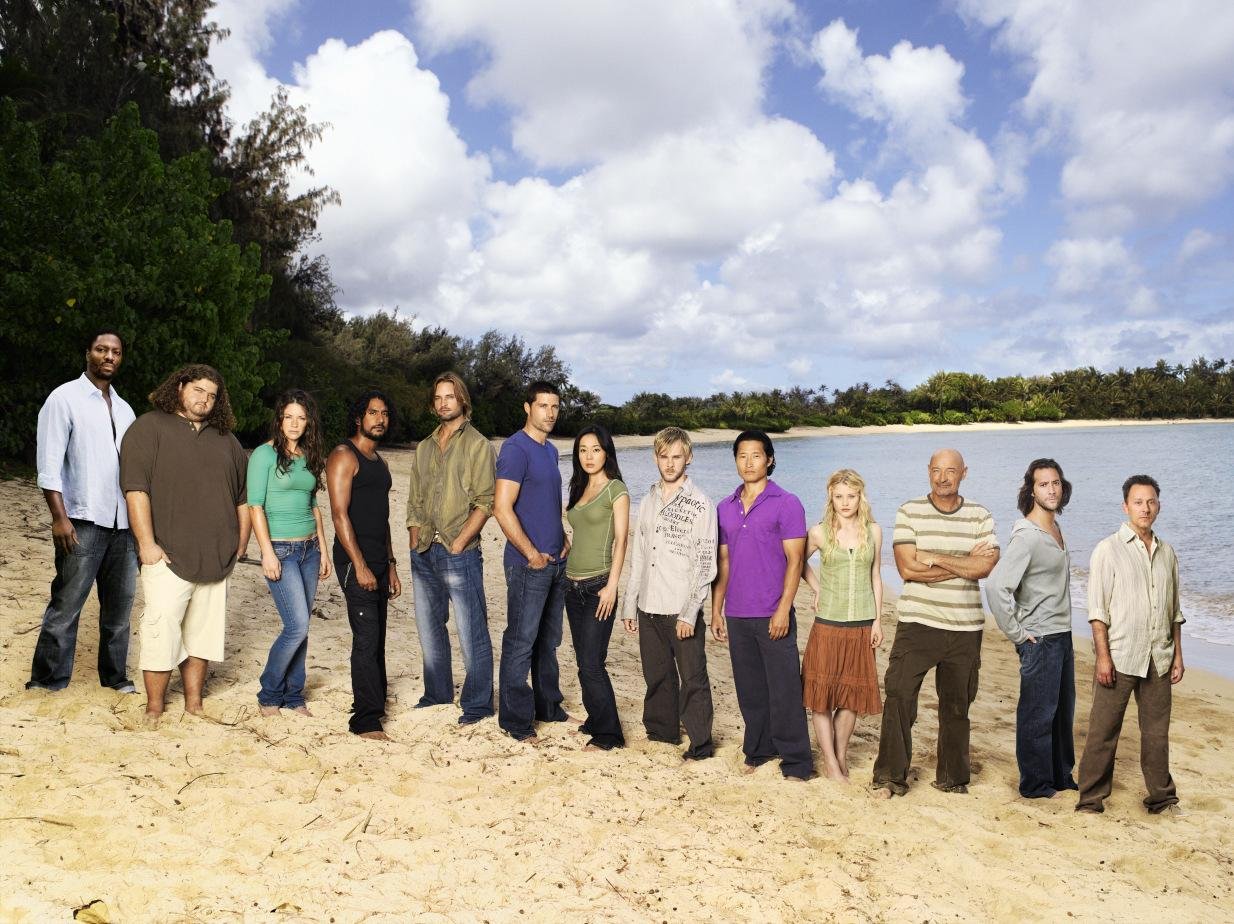 Diversiteit in de cast van Lost