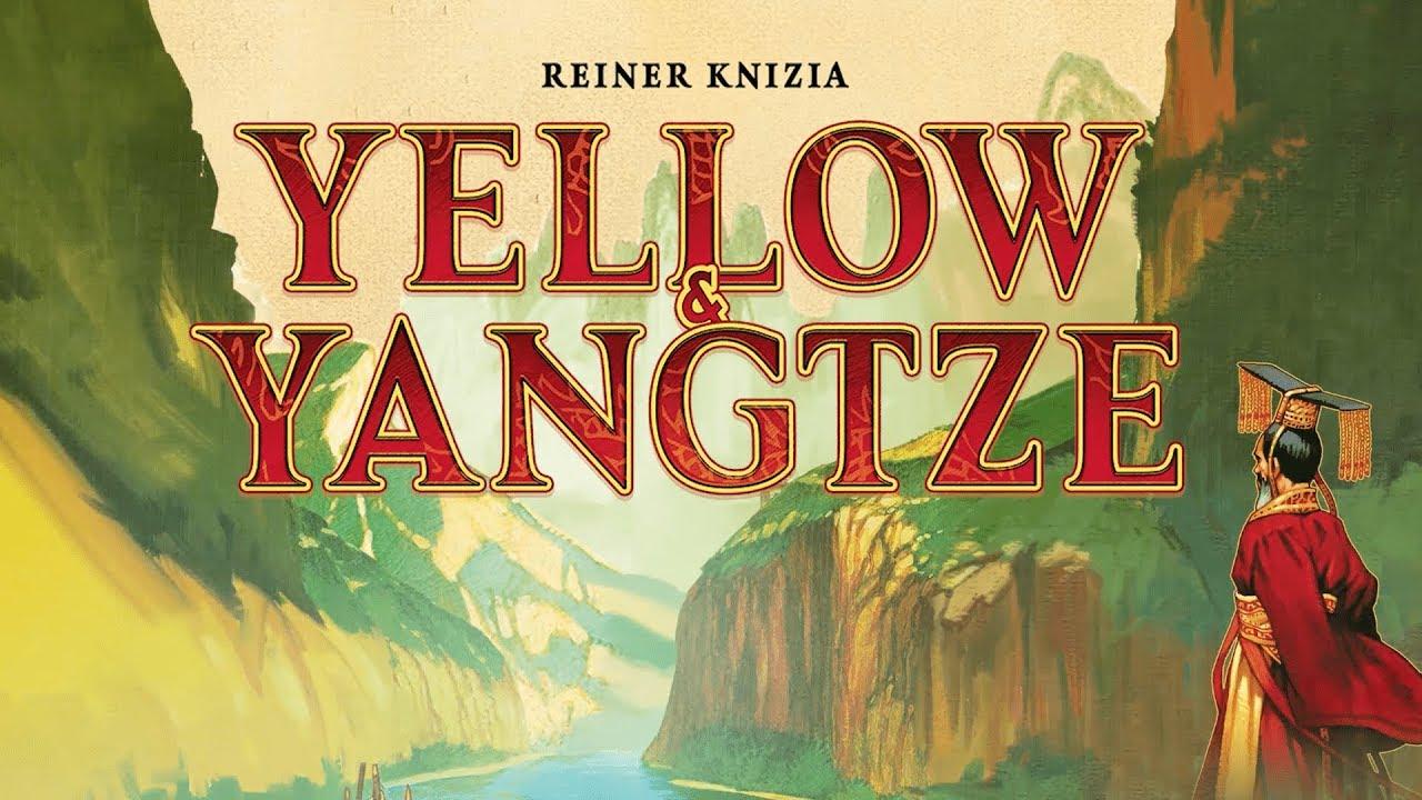 Yellow & Yangtze cover