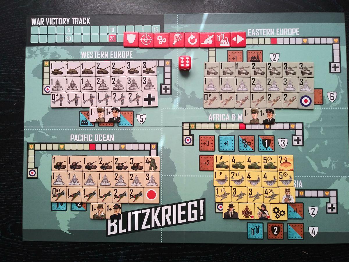 Blitzkrieg! tokens