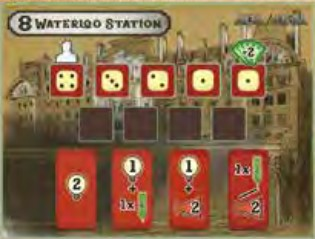8 Waterloo Station